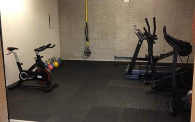 Fitness i Langskov Hallen