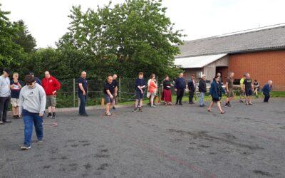 Ølholm Boldklub er åben for udendørs aktiviteter