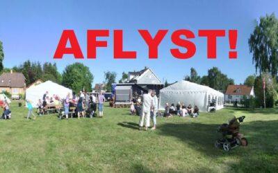 Ølholm Byfest 2020 – Aflyst