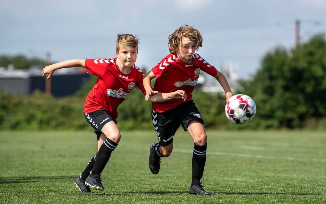 Jubiii fodboldskole i Tørring